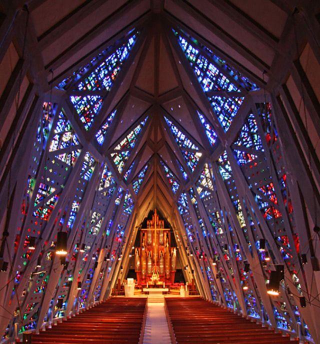 """""""Fish Church"""", Stamford, CT"""