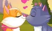 Play Heart Cats Dress Up for free online | GirlsgoGames.com