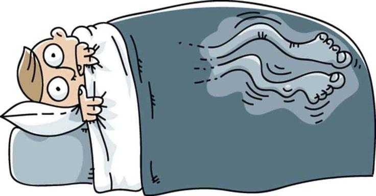 Não Perca!l Sindrome das pernas inquietas: o que é e como tratar - # #pernasinquietas
