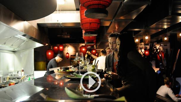 Little V restaurant Rotterdam & den Haag