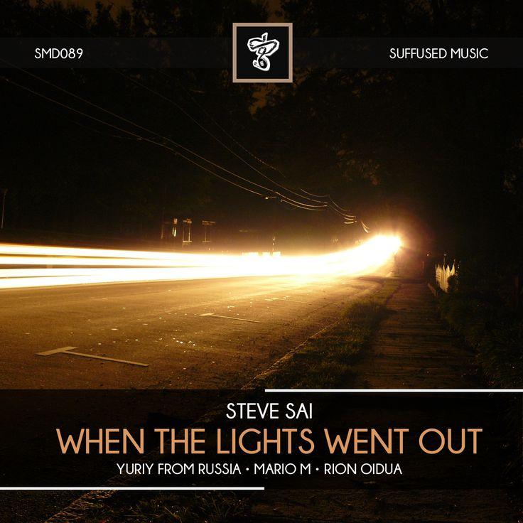 Steve Sai - When The Lights Go Out | Rion Oidua Mix