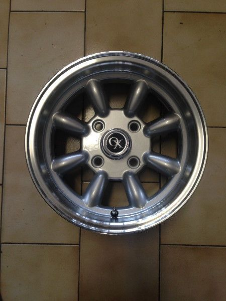 "13"" M1250 Mini Lite rims for Nissan 1400 Bakkie 