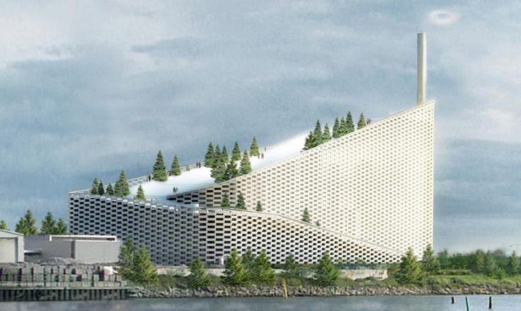 El cambio climático llega a la arquitectura