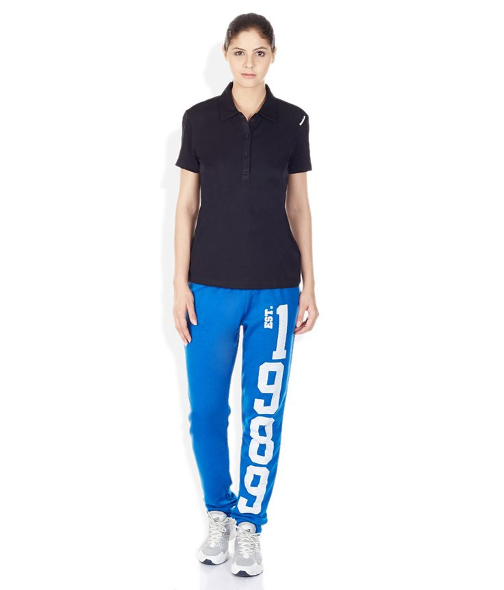 Reebok Blue Trackpants