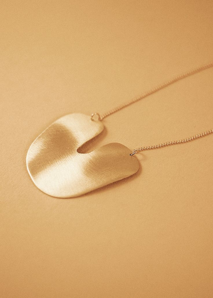 Tulip necklace by Waif