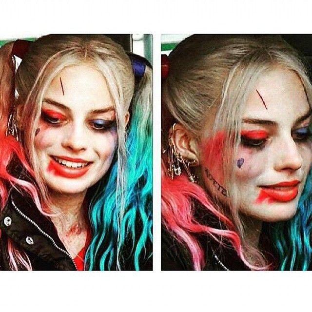 Harley Quinn, Suicide Squad. (Batman) Margot Robbie