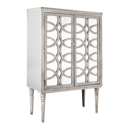 art deco glamour in your bathroom or master suite with this mirrored
