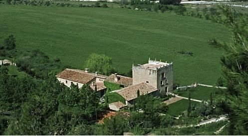 La Torre del Visco in Teruel, Spain at Hotels of the Rich and Famous