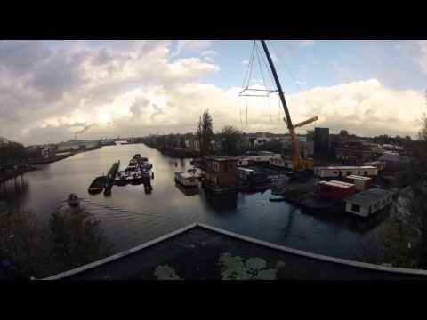 De Ceuvel: Amphibious Boats
