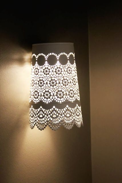 232 best images about very cool diy light fixtures on for Ikea tea light battery