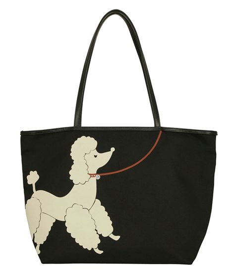 One of several Poodle designs.