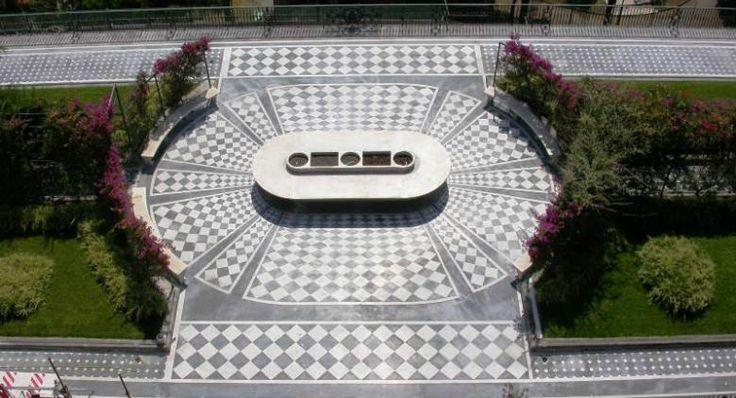 riapertura giardini pensili Palazzo Reale di Napoli