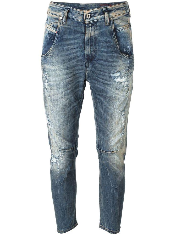 Diesel Calça Jeans Slim - Jean Pierre Bua - Farfetch.com