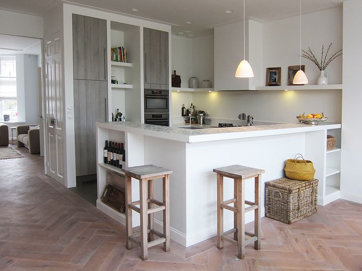 Ideeen Open Keuken : Paarse keukens good full size of interieur paarse keuken een