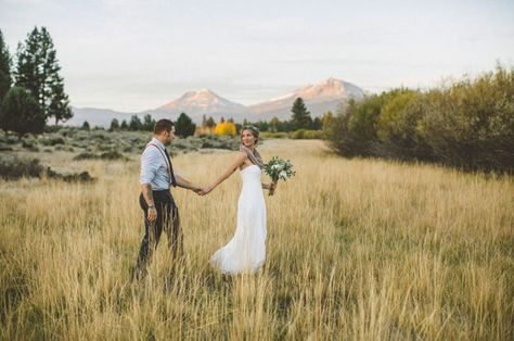 Carlee + Garret's elopement is sure to inspire so many other couples who are thinking of eloping themselves. They did things right finding a F-R-E-E location that was not only stunningly beautiful, but had huge meaning to them: the Three Sisters Wilderness in Oregon. When asked why they decided to elope, Carlee shares, We chose an […]