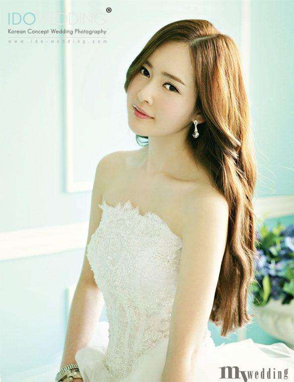 Korean Bridal Makeup
