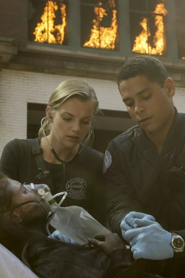CHICAGO FIRE Season 3 Episode 4 Photos Apologies Are Dangerous