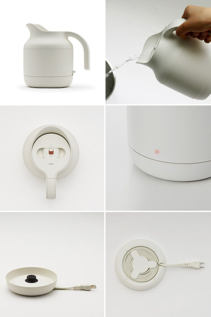 Naoto Fukasawa Designs Minimalist Kitchen Appliances For MUJI