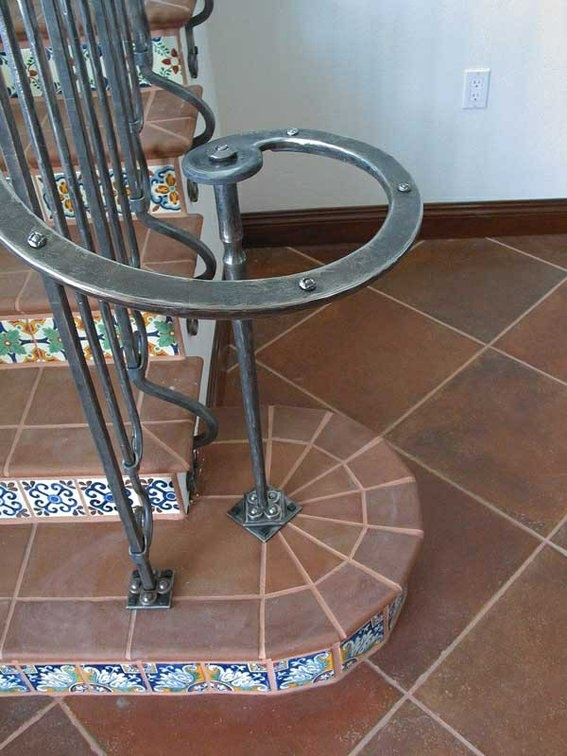 1000+ images about SPANISH REVIVAL-RAILINGS-STAIR on Pinterest