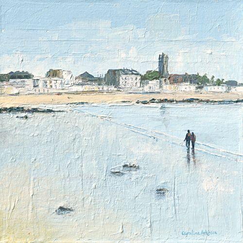 Seaside Reflections - Caroline Atkinson - IG 8358