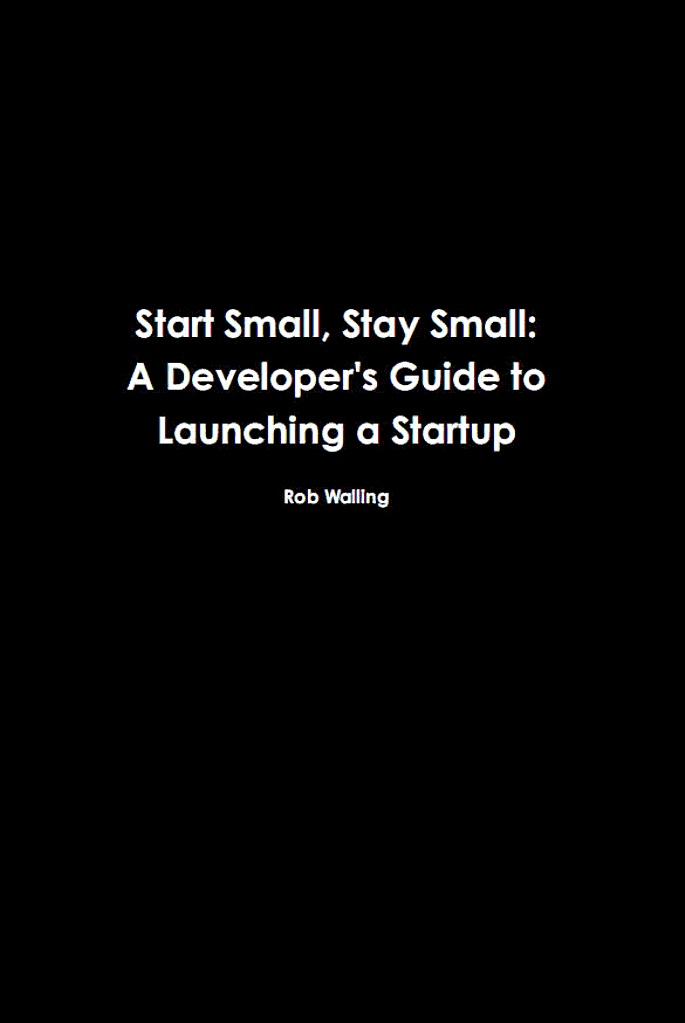 Start Small, Stay Small: A Developer's Guide to Launching a Startup by Rob Walling is worth the read for microISVs.