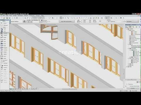 Doors and Windows in ArchiCAD. You thoughts you knew it all?
