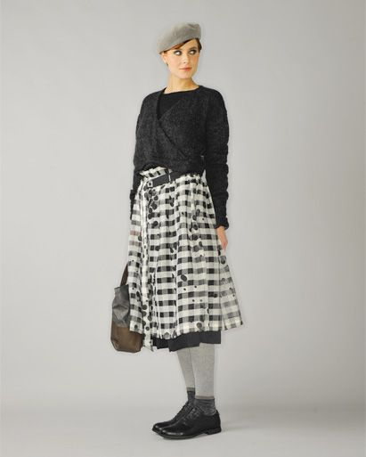 LILITH : lookbook automne-hiver 2012-2013 x