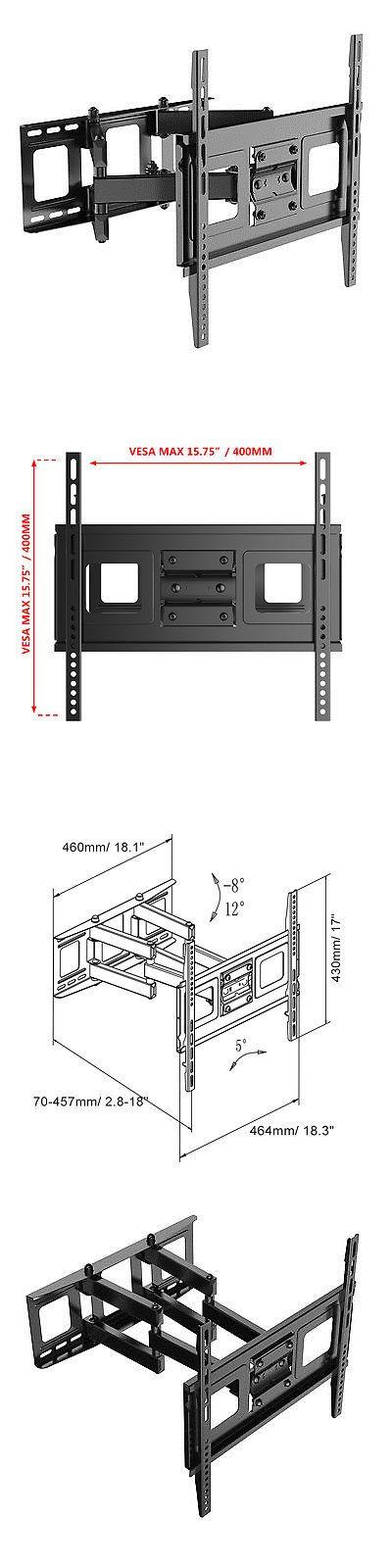 best ideas about tv full hd tv full hd tv tv mounts and brackets full motion swivel led lcd ultra hd tv wall mount bracket