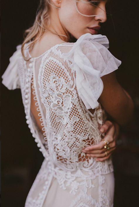 Immaclé Barcelona Wedding Dress Collection 55