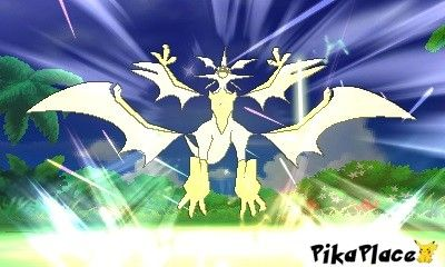 Pokémon Ultra Sun And Ultra Moon Gameplay Footage Of Dusk Mane And