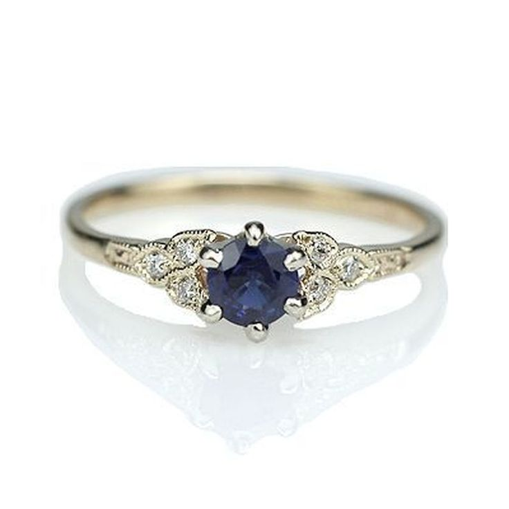 Cool 47 Vintage And Antique Engagement Rings Ideas…