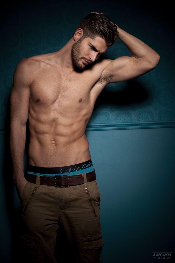 Model/Actor Nick Bateman Copyright 2013 Jaylyn Photography ...