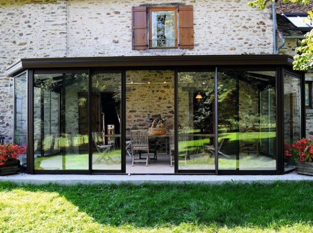 27 best véranda images on Pinterest Home ideas, Conservatory and - aide travaux maison ancienne
