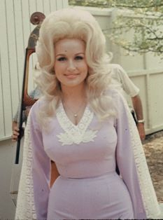 Dolly Parton.....such a talented artist. Amazing song writer & singer. Her passion for music inspires me.