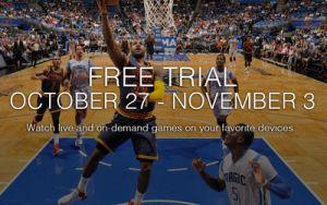 FREE 1 Week Trial of NBA LEAGUE PASS on http://hunt4freebies.com