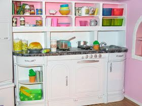 Artsy Fartsy: Barbie's Kitchen after redothis is the one i found picking