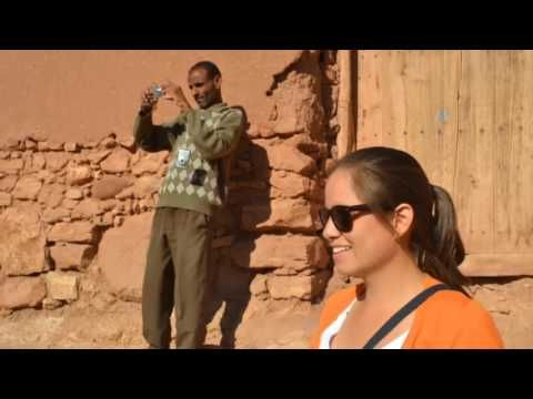 QUARZAZATE THE MOST FAMOUS KASHBACH OF MOROCCO 2013 mp4