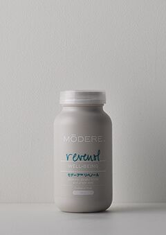 モデーア リベノール | 年齢を重ねるほどに必要となるファイトニュートリエントで、健康キープ。