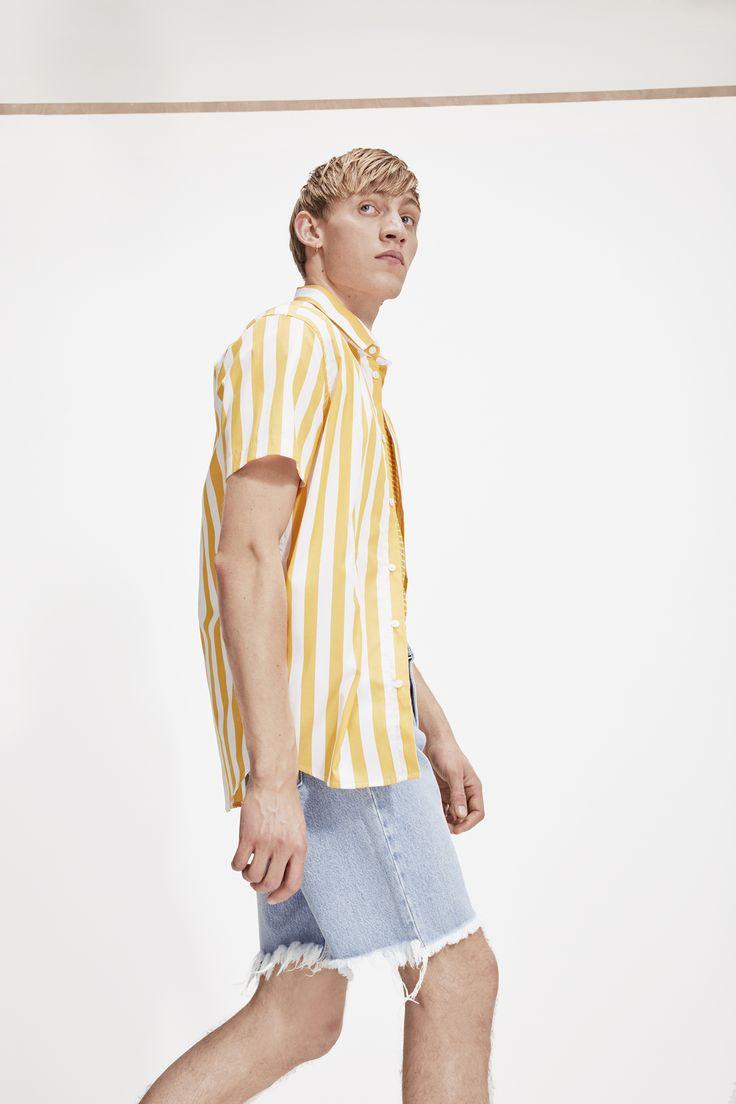 Summer Campaign 2017 Samsøe & Samsøe: Vento DA shirt.