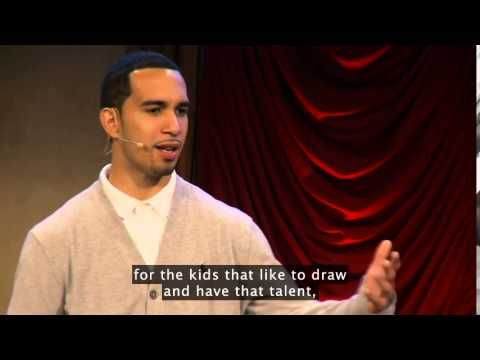 Ismael Nazario 2014 TED presentation – What I learned as a kid in jail | Coaching (Business and Private)