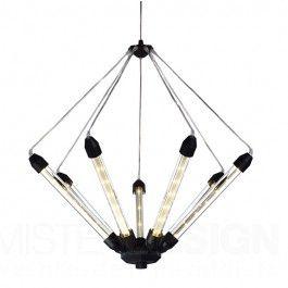 25 beste idee n over glazen kroonluchter op pinterest hanglampen - Eigentijdse kroonluchter ...