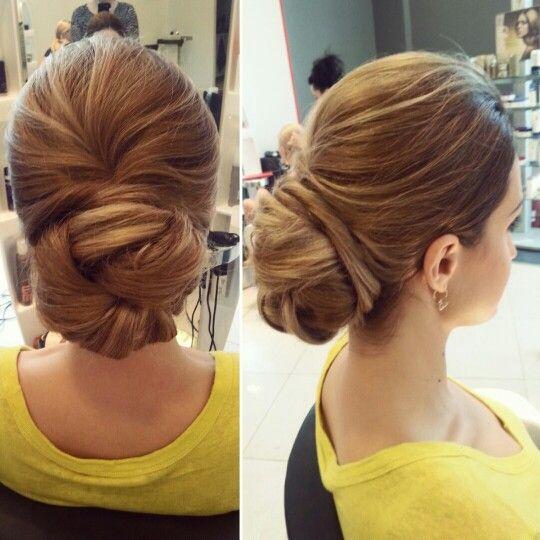 #elegant#Hairup#hairstyle
