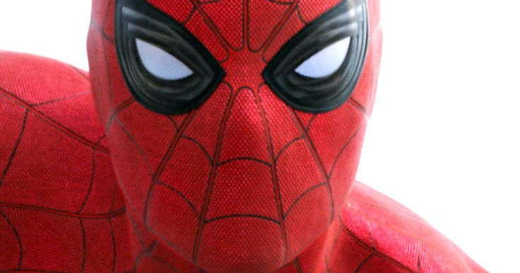 First Look at New 'Spider-Man' Costume in 'Captain America: Civil War' -- The new Spider-Man, played by Tom Holland, has arrived in photos from 'Captain America: Civil War'. -- http://movieweb.com/spider-man-costume-photo-captain-america-civil-war/