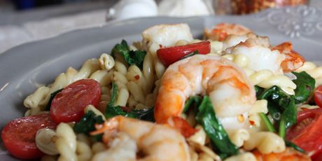 Food Network Canada | Brown Butter Shrimp Scampi Recipes