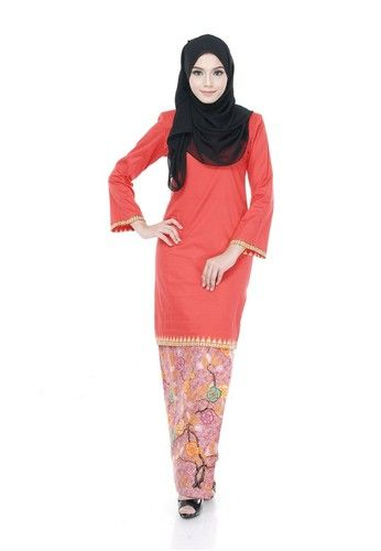 Kurung Modern Shila (Red) from Nur Shila in Red Kurung Modern Shila is the latest collections from NUR SHILA made of a very high quality, comfortable to wear, and very nice cotton material.- Perfect tailor made.- High quality cotton- Latest design- Suitable for all occassions ... #bajukurung #bajukurungmoden