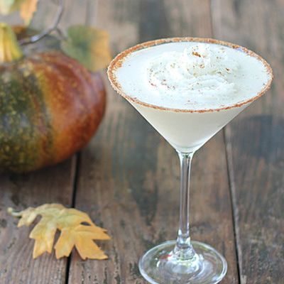 7 Cocktails to Welcome Fall