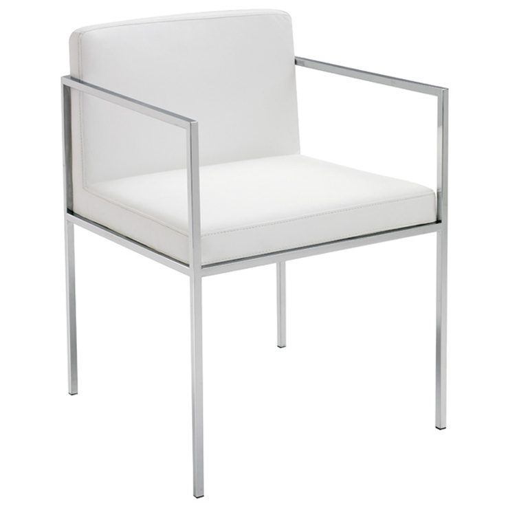 Paolo Dining Arm Chair By Nuevo