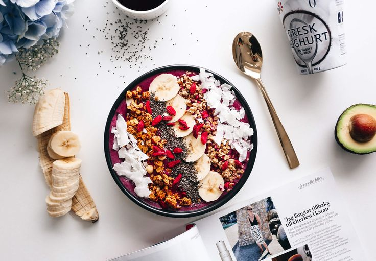 Açaí smoothie bowl – Eirin Kristiansen