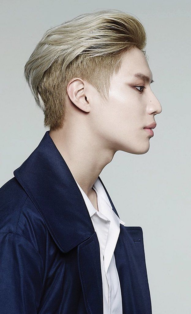 Taemin Korean Boy Hairstyle Korean Haircut Korean Men Hairstyle