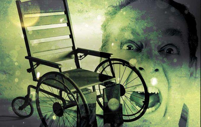 Is creepy Ravenspark Asylum in Ayrshire Scotlands most haunted hospital?